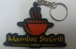 Silicone Key Chain for Promotional Gift