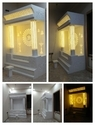 Acrylic Solid Surface Temple
