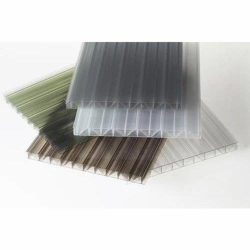 Polycarbonate Sheet - Blue Polycarbonate Sheet Wholesaler
