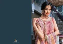 Sobia Nazir Vol-3 Heavy Butterfly Net Party Wear for Super Hit Designer Collection