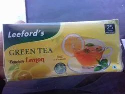 Lemon Green Tea