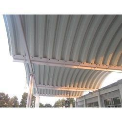 Modular Tensile Building Structure