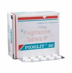 Pioglit 30 Mg Tablet