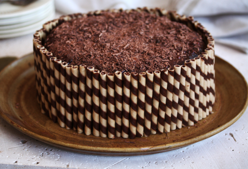 Strange Chocolate Cake Making Class Birthday Cake Making Class School Personalised Birthday Cards Sponlily Jamesorg
