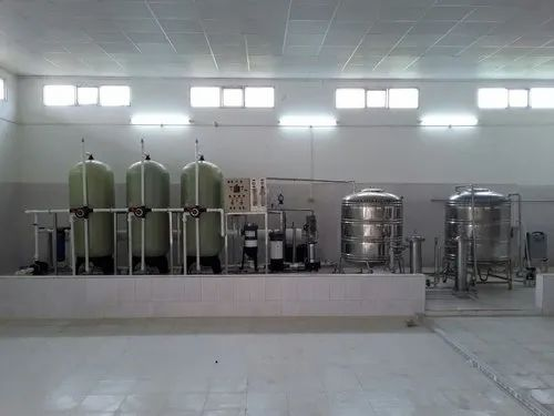 FRP Mineral Water Non ISI Plant (Capacity: 1000 Liter/hr - 50000 Liter/hr), Automation Grade: Semi-Automatic