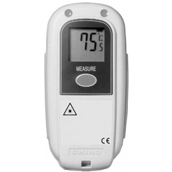 IR-TE Series Water-Proof Palm-Sized Radiation Thermometers