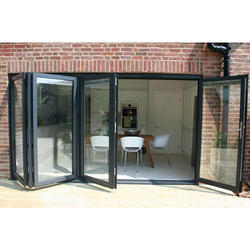 UPVC Sliding and Folding Door
