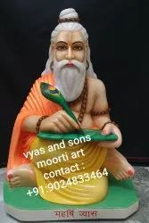 Maharshi Ved Vyas Marble Statue