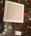 Square Panel LED Light 6 Watt 12 watt 18 watt