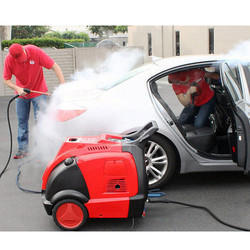 Steam Washers Steam Car Washer Manufacturer From Coimbatore