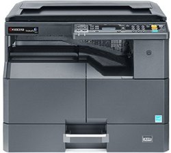 Kyocera 1800 Multifunction Printer, Print Speed : 22, 23 & 30 ppm