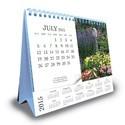 Amsburg Multi Color Offset Printing Business Table Calendar