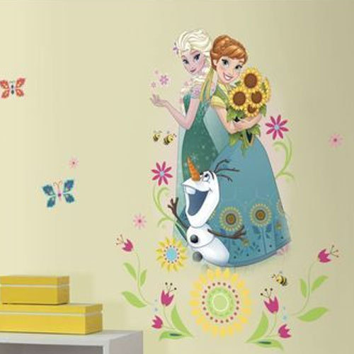 multicolor printed vinyl wall sticker, rs 180 /square feet, inchara