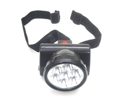 Rechargeable High Power LED Headlamp