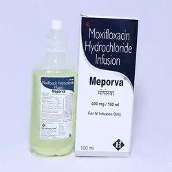 Moxifloxacin Hydrochloride Infusion 400mg