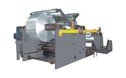 Aluminium Coil Slitting & Rewinding Machine