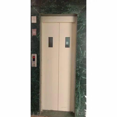 Stainless Steel Automatic Elevator Door