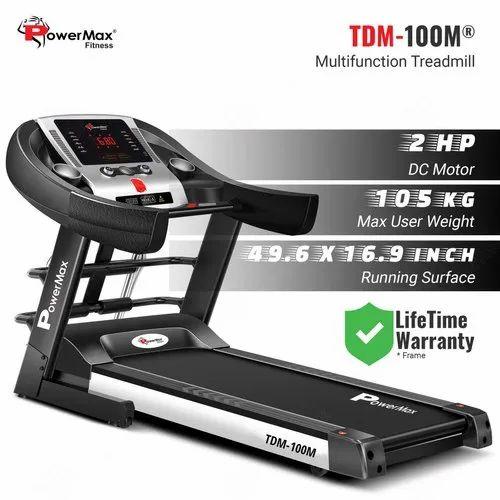 Tdm 100m Motorised Treadmill
