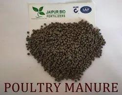Poultry Manure Pellets