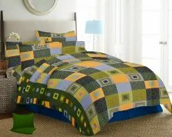 Multicolor Bed Sheet