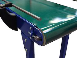 Horizontal Inclined J Type Conveyor