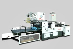 Single Stream Automatic Window Patching Machine
