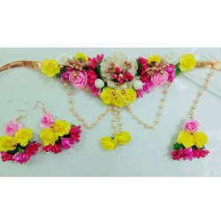 Multicolor Flower Jewelry
