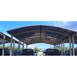 Tensile Car Wash Canopy