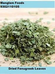 Green Natural Dried Fenugreek Leaves, Dried: Dry