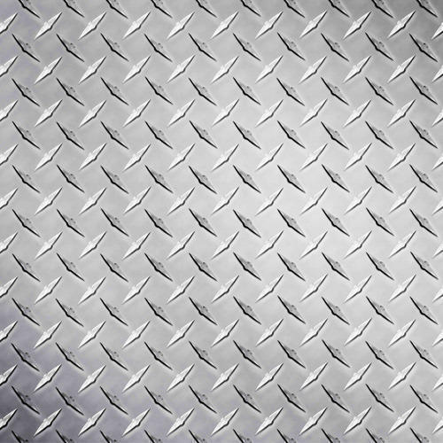 Stainless Steel Ss 347 Checkered Sheets Thickness 3 4 Mm Rs 240