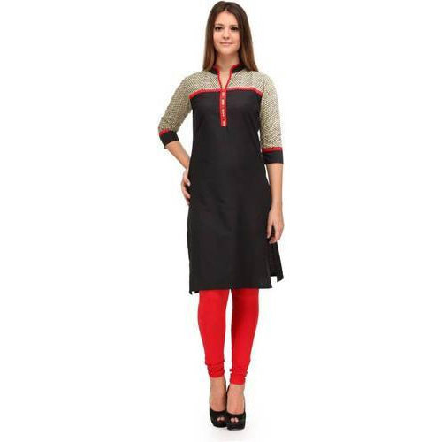 Printed All Sizes Cotton Kurti