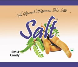 Salt & Emli Candy, Packaging Type: Plastic Jar