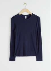 Cotton Black long sleeve tshirt