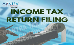 Income Tax Return Filling Service