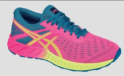 fe75a0ec553f BLUE Girls FuzeX Lyte Running Shoes For Women