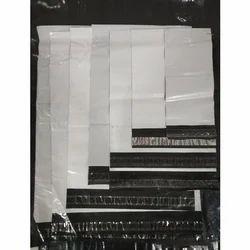 Plain Plastic Courier Bag