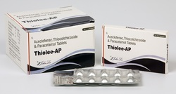 Thiocolchicoside 4Mg Aceclofenac 50Mg Paracetamol 325 Mg Tablets
