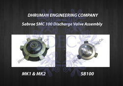 Sabroe SMC 100 Discharge Valve Assembly