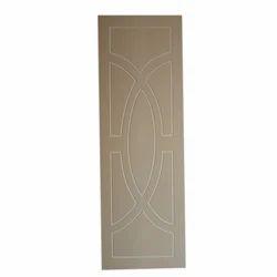 Decorative WPC Solid Door