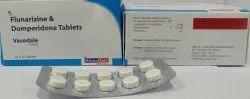 Flunarizine and Domperidone Tablets