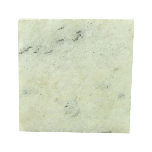 Spotted White Marble