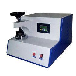 Digital Paper Bursting Strength Tester