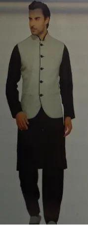 89c626174b3 Designer Punjabi Men Kurta Pajama Nehru Jacket