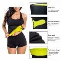 Shaper Belt Non-Tearable Tummy Trimmer Slimming Belt for Men and Women