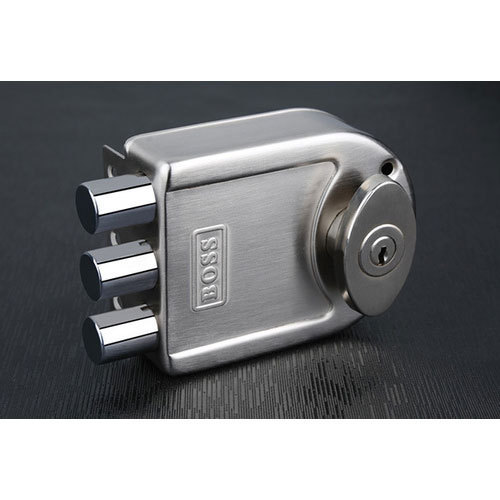 Boss Locks Br Tribolt 2ck Both Side Key