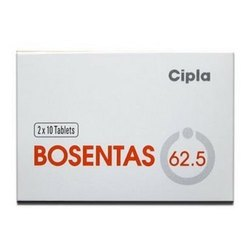 Bosentas Tablets 62.5 Mg