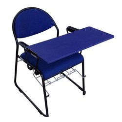 Mild Steel Blue Student Chair