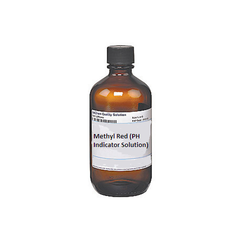 Methyl Red PH Indicator Solution