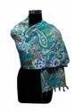 Paisley Printed Kantha Cotton Ladies Scarves