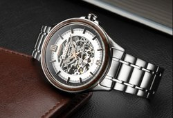 Girl Rectangular titan watch, for Formal